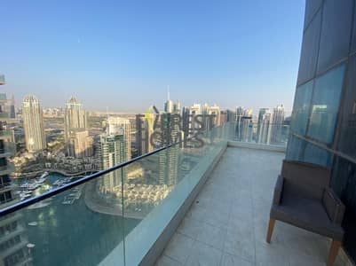 3 Bedroom Penthouse for Rent in Dubai Marina, Dubai - Luxury Penthouse with Iconic Marina Views! 3 Bedroom in Dusit Princess Residences