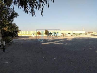 Plot for Rent in Al Quoz, Dubai - 254000 Sq-ft | Commercial Open Land | Al Qouz 1
