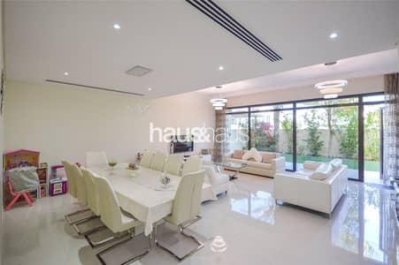 3 Bedroom Townhouse for Sale in DAMAC Hills (Akoya by DAMAC), Dubai - THK | 3 BR | External Maids Room