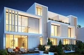 فیلا 6 غرف نوم للبيع في جنوب الشامخة، أبوظبي - Villa for sale in the southern city of Riyadh