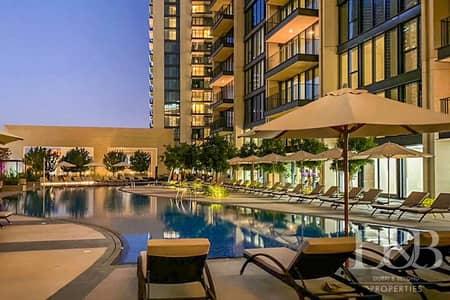 فلیٹ 1 غرفة نوم للايجار في وسط مدينة دبي، دبي - Brand New 1BR | No Balcony | Sunset Side