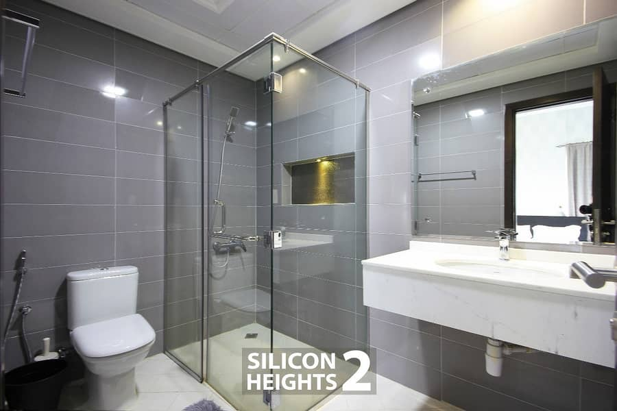 2 Studio with balcony 528- sqft only in 340k