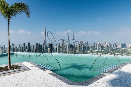 Luxurious 1  Bedroom-Loft  in  SLS  5 Star Hotel & Residences