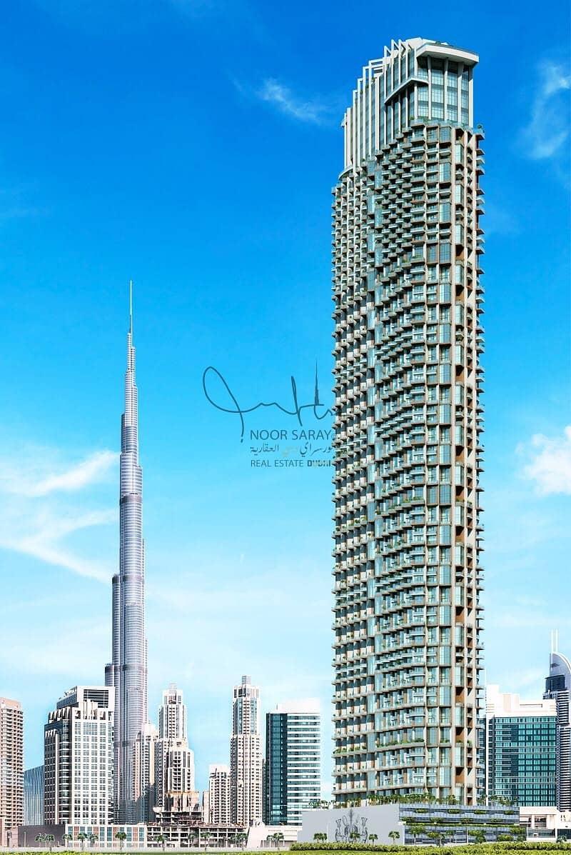16 Luxurious 1  Bedroom-Loft  in  SLS  5 Star Hotel & Residences