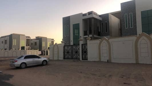 4 Bedroom Villa for Sale in Al Salamah, Umm Al Quwain - Villa for sale in Umm Al Quwain, Khalifa area 1, close to Mohammed Bin Zayed Street