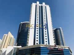 شقة في برج فيستا برشا هايتس (تيكوم) 1 غرف 45000 درهم - 2375697