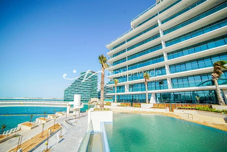 2 A Full Sea View Apartment with Rent Refund
