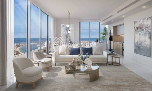 1 Bedroom Flat for Sale in Dubai Harbour, Dubai - LUXURY APARTMENT WITH FULL SEA VIEW