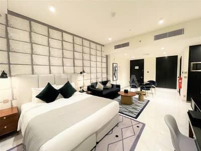 استوديو  للايجار في الخليج التجاري، دبي - Stunning / Modern / All-inclusive