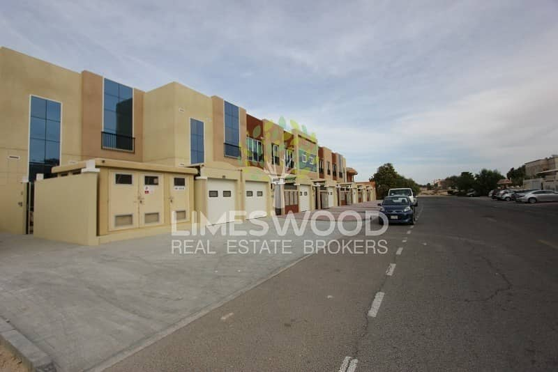 10 High Quality Finishing   2 Yr Old  Community Villa