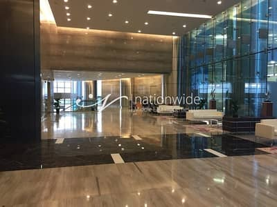 Office for Rent in Al Reem Island, Abu Dhabi - Magnificent Fully Furnished Fitted Space Office