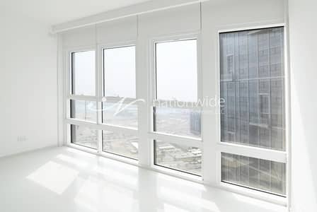 1 Bedroom Flat for Rent in Al Reem Island, Abu Dhabi - Elegant Home with Panoramic View and Facilities