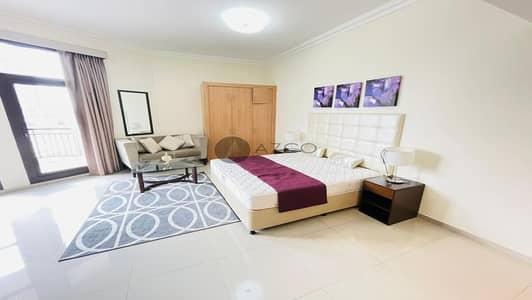 Studio for Rent in Arjan, Dubai - SPACIOUS UNIT | FULLY FURNISHED | UNIQUE DESIGN