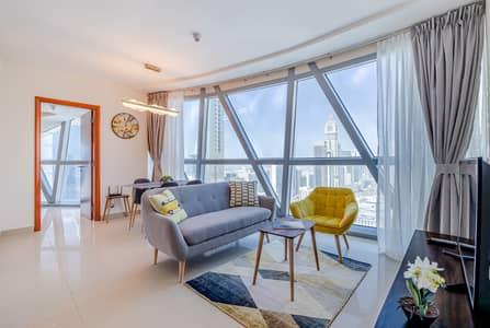 شقة في برج بارك تاور B بارك تاورز مركز دبي المالي العالمي 2 غرف 9500 درهم - 5044218