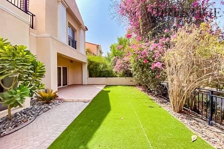 تاون هاوس 4 غرف نوم للبيع في جرين كوميونيتي، دبي - 4 Beds | Next to pool | Single row
