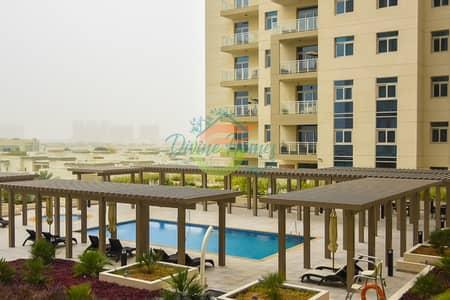 فلیٹ 1 غرفة نوم للايجار في الفرجان، دبي - Quality Furnished Unit | Pool View |  Chiller Free Close to Metro