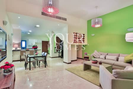 4 Bedroom Townhouse for Rent in Jumeirah Village Circle (JVC), Dubai - MK | 4BR+M