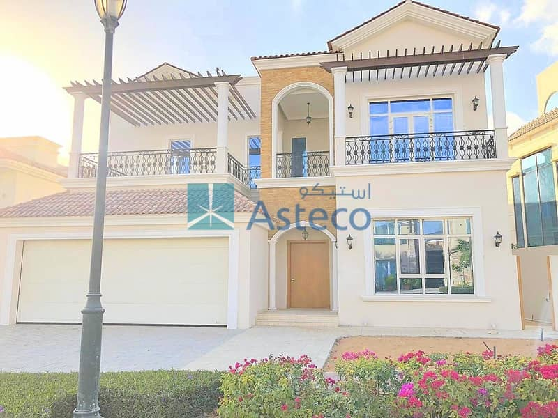 Large 5BR+Maids | Modernized | Private Pool