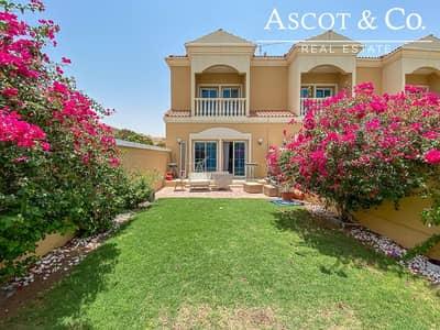 تاون هاوس 1 غرفة نوم للبيع في مثلث قرية الجميرا (JVT)، دبي - Vacant On Transfer|Single Row|Corner TH|