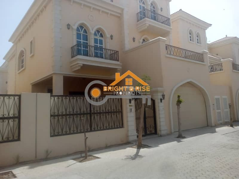 5 Bedroom Villa in Mohammed Bin Zayed city