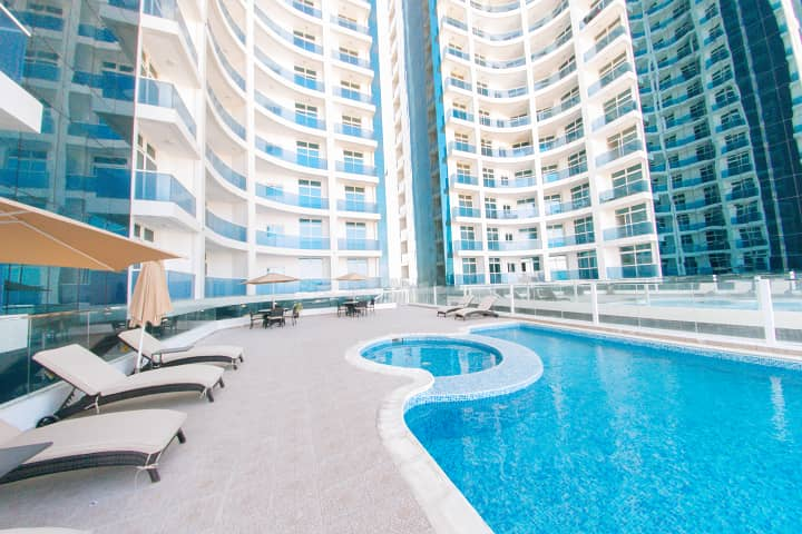 35 2 Bedroom Apartment in Oasis Towers Ajman