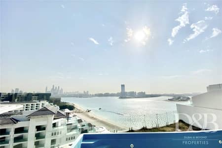 3 Bedroom Penthouse for Sale in Palm Jumeirah, Dubai - Penthouse | Roof Terrace | Private Pool