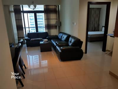 Multiple Cheques - Furnished - Lake View