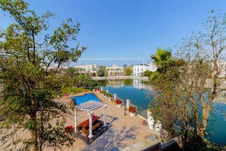 فیلا 6 غرف نوم للبيع في تلال الإمارات، دبي - Luxurious 6 Bed   Plus Maids Room   Canal view   Emirates Hills