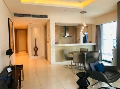 Spacious and Bright Fully Furnished on High Floor