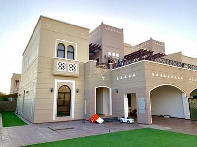 فیلا 4 غرف نوم للبيع في مدن، دبي - Huge Private Corner Unit|Private Gate|Excellent position