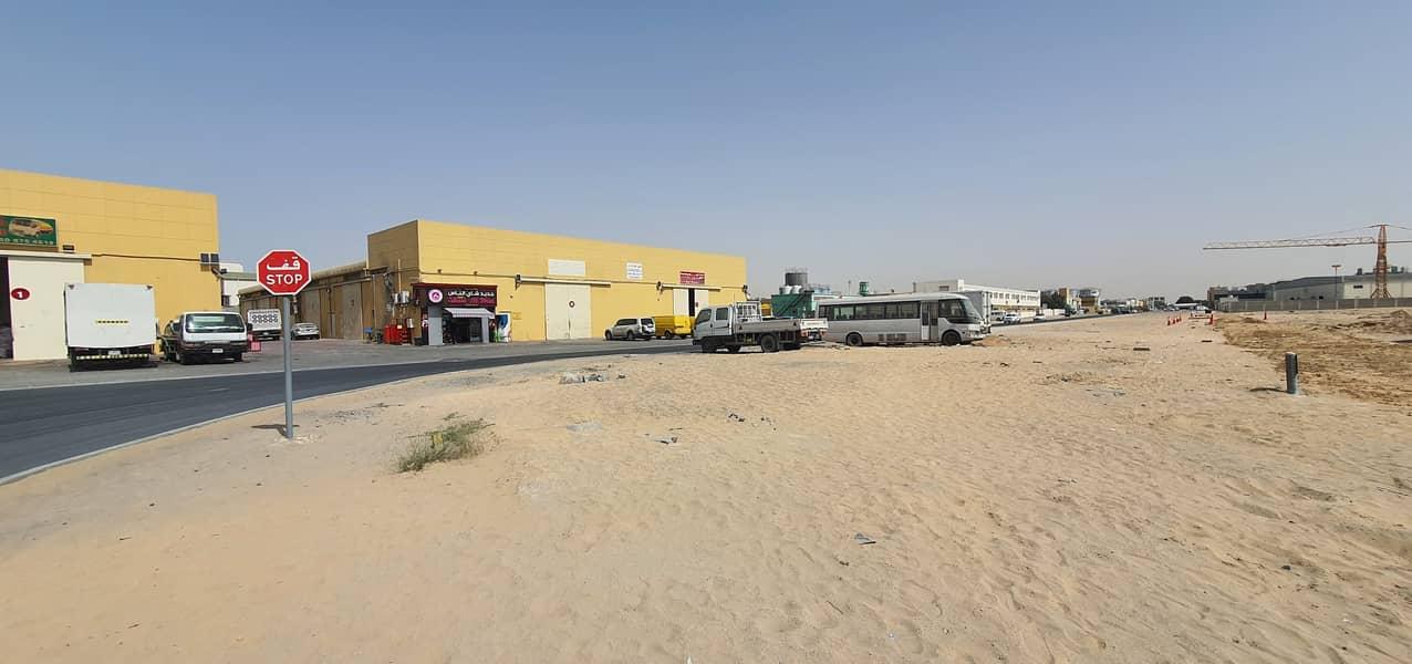 Industrial Plot on Payment Plan near Central Jail, Ajman