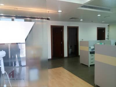 Office in Aspect Tower Prime Location Near to Metro Station