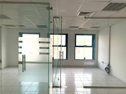 Office for Rent in Bur Dubai, Dubai - Fully fitted office for rent in 32000