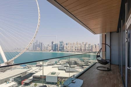 3 Bedroom Apartment for Rent in Bluewaters Island, Dubai - Superb 3Bed| Brand New Furniture