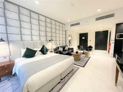 استوديو  للايجار في الخليج التجاري، دبي - Modern Fully Furnished / All-inclusive