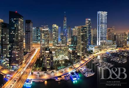 4 Bedroom Penthouse for Sale in Dubai Marina, Dubai - Full Marina View |  40% 2YRS Post Handover Payment