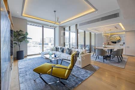 فلیٹ 2 غرفة نوم للبيع في جميرا، دبي - Elegant High End Furniture | Marina View