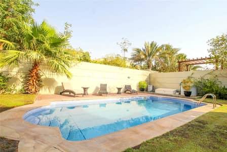 فیلا 4 غرف نوم للايجار في جميرا بارك، دبي - Call for details   Private pool   Great location