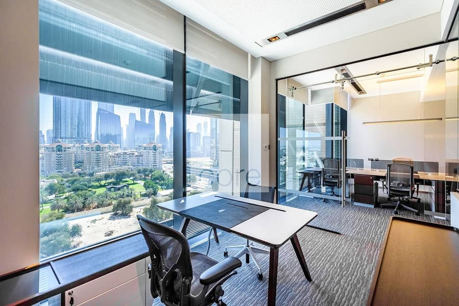 2 Pay in 12 Cheques | Fitted Office | Mid Floor