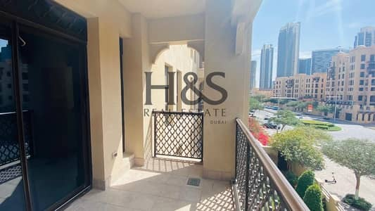 شقة 2 غرفة نوم للايجار في المدينة القديمة، دبي - Well Maintained Apt I Best Layout I Prime Location