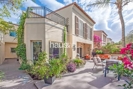 3 Bedroom Townhouse for Sale in Green Community, Dubai - 3 bedroom + Maids + Study | Close to Pool and Park