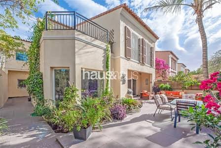 تاون هاوس 3 غرف نوم للبيع في جرين كوميونيتي، دبي - 3 bedroom + Maids + Study | Close to Pool and Park