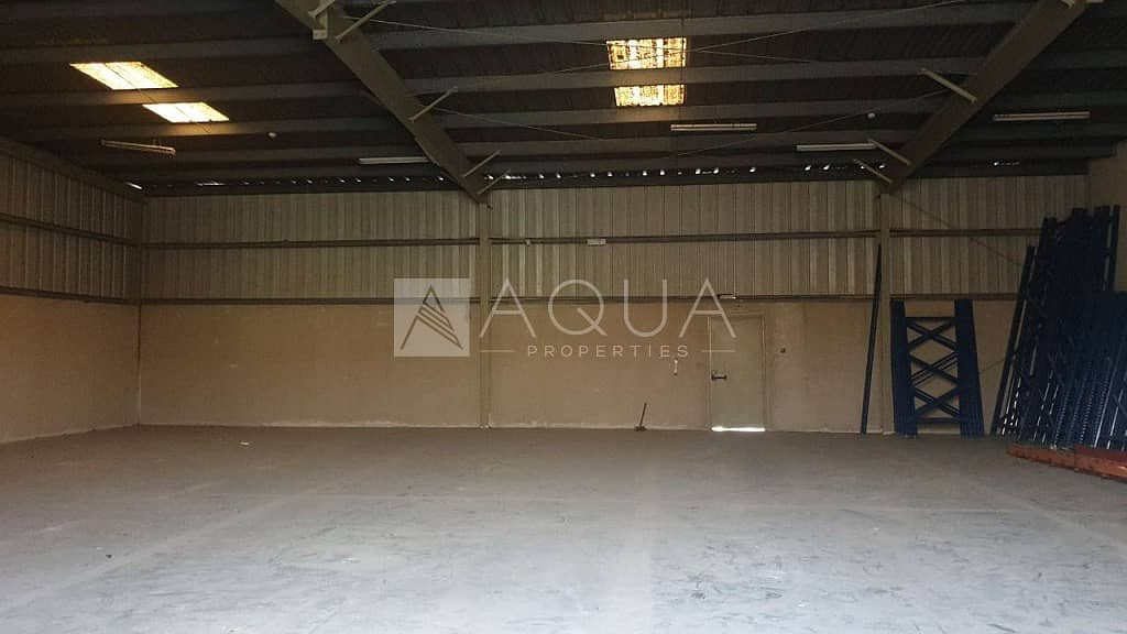 2 Warehouse | Commercial Use | Al Quoz Ind