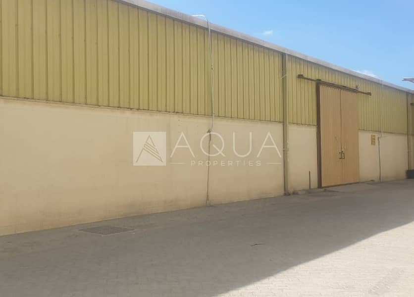 8 Warehouse | Commercial Use | Al Quoz Ind