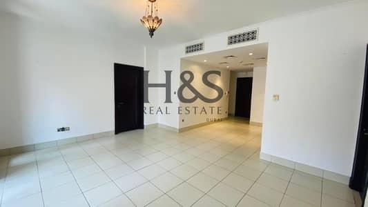 شقة 2 غرفة نوم للايجار في المدينة القديمة، دبي - Ready to Move I Spacious 2 Beds I Best Layout