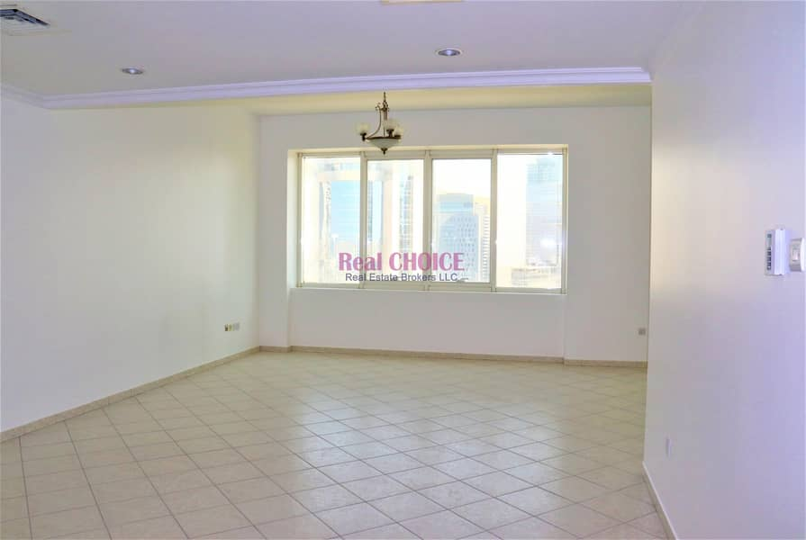 2 Spacious 3BR Plus Maids Room  Chiller Free on SZR