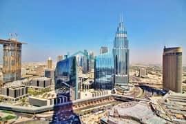 شقة في برج خليفة وسط مدينة دبي 2 غرف 4000000 درهم - 5045676