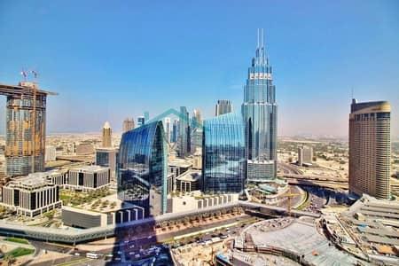 2 Bedroom Apartment for Sale in Downtown Dubai, Dubai - Burj Khalifa | 2 Plus Maids | Vacant