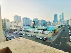 Great Deal! Budget-friendly 2 Bedroom Apartment with Balcony near Madinat Zayed Shopping Centre