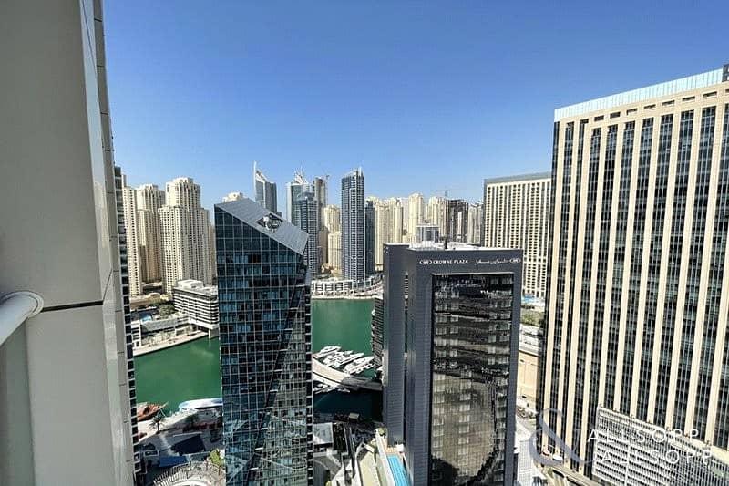 2 Marina Views | Modern | Close to Metro